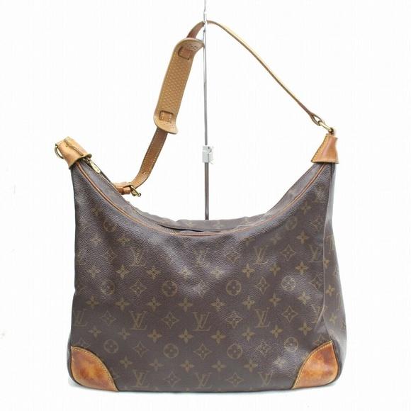 Louis Vuitton Handbags - Auth Louis Vuitton Boulogne 35 Shoulder #1404L12